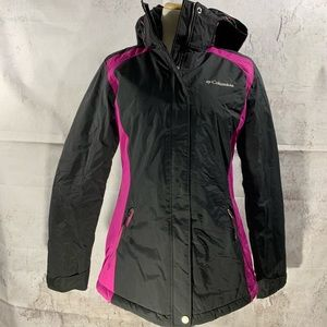 Columbia Women's S Ski Snowboard Jacket Raincoat